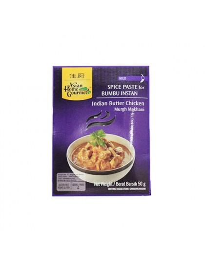 Asian Home Gourmet Indian Butter Chicken Inter Buana Mandiri