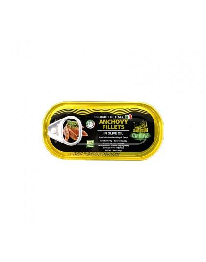 Star Village Anchovy Fillets in Olive Oil Inter Buana Mandiri