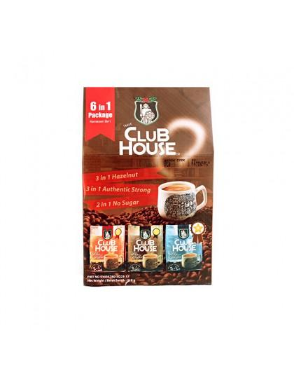Shake Club House White Coffee Gift Box Inter Buana Mandiri