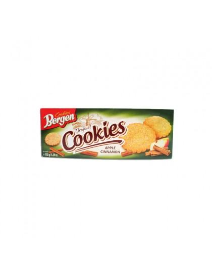 Bergen Apple Cinnamon Cookies Inter Buana Mandiri