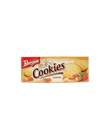 Bergen Almond Cookies (Box) Inter Buana Mandiri