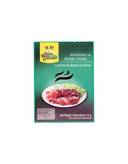 Asian Home Gourmet Cantonese BBQ Meat Marinade Inter Buana Mandiri