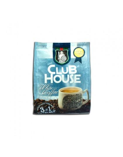 Shake Club House 3 in 1 White Coffee Hazelnut Inter Buana Mandiri
