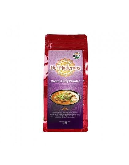 De' Maderaas Madras Curry Powder 450 gr Inter Buana Mandiri