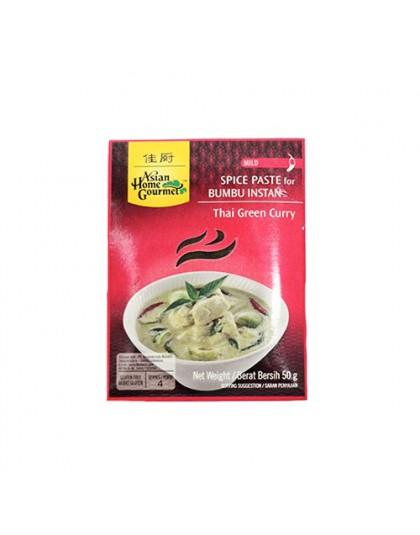 Asian Home Gourmet Thai Green Curry Inter Buana Mandiri