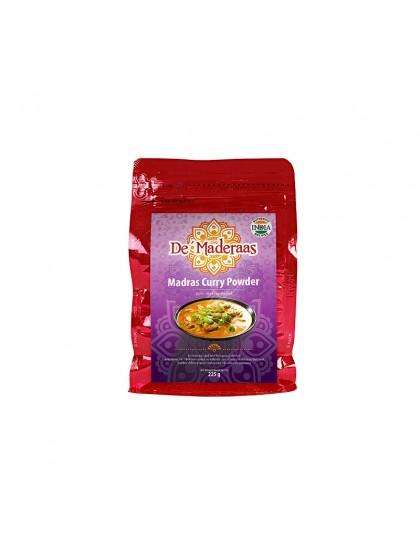 De' Maderaas Madras Curry Powder 225 gr Inter Buana Mandiri