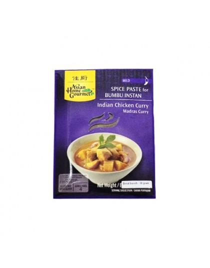 Asian Home Gourmet Indian Chicken Curry Inter Buana Mandiri