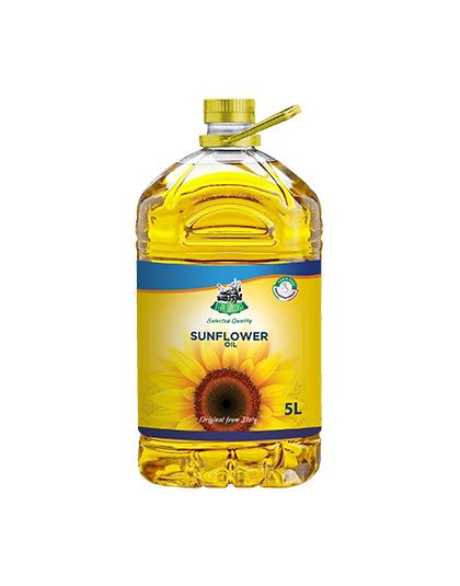 Star Village Sunflower Oil 5 kg Inter Buana Mandiri