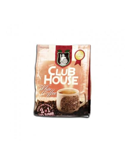 Shake Club House 2 in 1 White Coffee No Sugar Inter Buana Mandiri