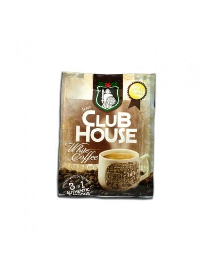 Shake Club House 3 in 1 White Coffee Authentic & Strong Inter Buana Mandiri