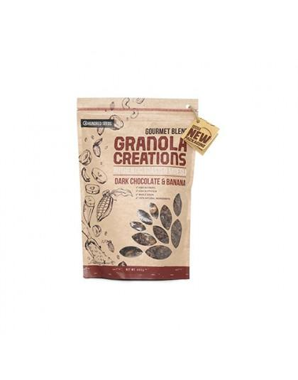 Granola Creations Dark Chocolate & Banana Inter Buana Mandiri