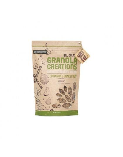 Granola Creations Cinnamon & Snake Fruit Inter Buana Mandiri