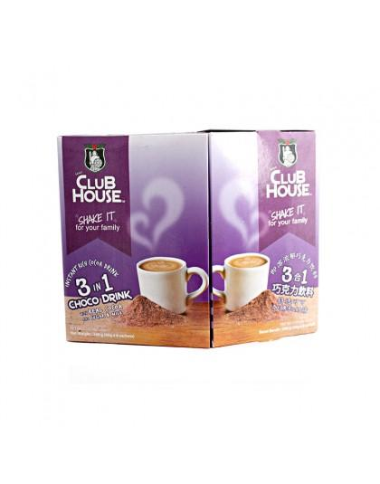 Shake Club House Choco Drink Gift Box Inter Buana Mandiri