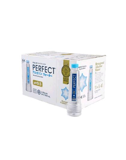 Perfect Alkaline Water 300ml Inter Buana Mandiri
