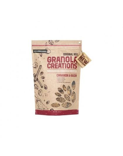 Granola Creations Cinnamon & Raisin Inter Buana Mandiri